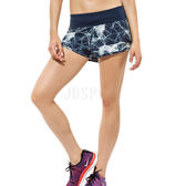 Adidas GYM SHORT AOP CLIMALITE 女 深藍 透氣 健身 運動 短褲 AY7273