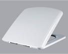 【麗室衛浴】國產抗菌方形馬桶蓋 9220 品質好非一般市售塑料能比 A-455