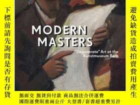 二手書博民逛書店Modern罕見Masters: Degenerate Ar