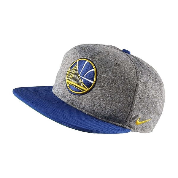 R-NIKE Golden State Warriors AroBill Pro Heater Dri-Fit 灰 藍 男女款 金州勇士隊 電繡 869924-091