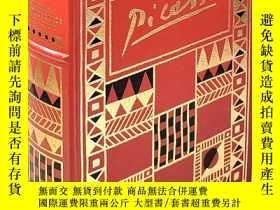 二手書博民逛書店【包罕見】Picasso,《畢加索傳》,Arianna Huff