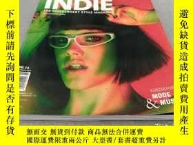 二手書博民逛書店INDIE罕見THE INDEPENDENT STYLE MAGAZINE NO.15 SUMMER 2007