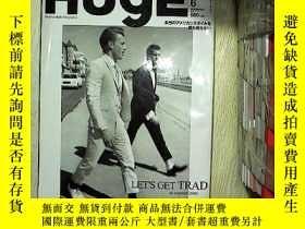 二手書博民逛書店HUGE罕見2008 45 日文雜誌Y203004