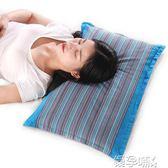 枕頭枕芯護頸枕蕎麥枕頭兒童單人蕎麥枕 嬡孕哺