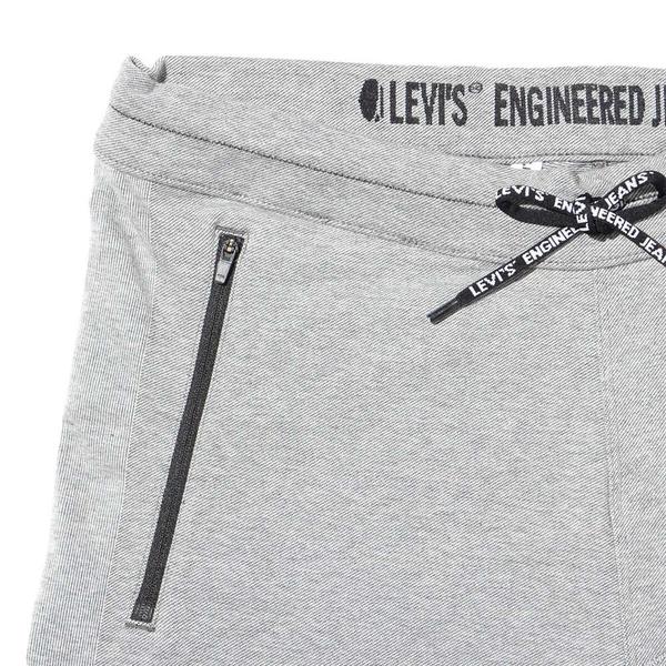 Levis 男款 針織休閒褲 / LEJ 3D褲 / 一體成形Logo邊條 / 機能散熱設計