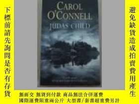 二手書博民逛書店英文原版《judas罕見child》carol oconnell