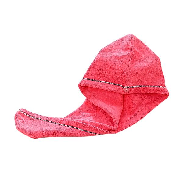 [7-11限今日299免運]超強吸水乾髮帽 吸水浴帽 超細纖維 乾髮帽 包頭巾 毛✿mina百貨✿【F0280】