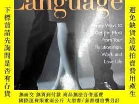 二手書博民逛書店Body罕見language : easy ways to ge