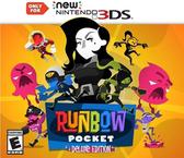 3DS Runbow 口袋豪華版(美版代購)