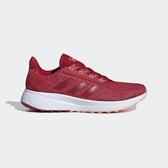 Adidas Duramo 9 [EE8361] 女鞋 運動 休閒 跑步 訓練 輕量 透氣 避震 回彈 愛迪達 酒紅