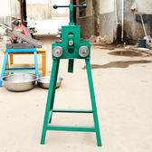 多功能手搖不銹鋼彎管機 手動彎管器大棚車棚圓管方管35 40 50型-享家生活館 YTL
