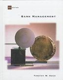 二手書博民逛書店 《Bank Management》 R2Y ISBN:0030102928│Harcourt Brace College Publishers