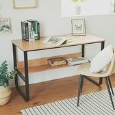 書桌 電腦桌 辦公桌 電腦椅【I0305】萊迪圓弧桌腳電腦桌(兩色) 收納專科