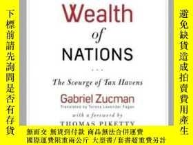 二手書博民逛書店The罕見Hidden Wealth Of NationsY364153 Gabriel Zucman Uni