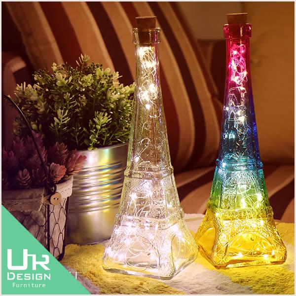 聖誕節氣氛小物 鐵塔小夜燈 床頭燈 | 交換禮物 | 聖誕裝飾 | 耶誕布置【UR DESIGN 家飾】