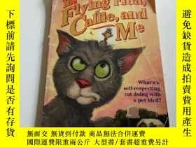 二手書博民逛書店the罕見flying flea callie and me(英