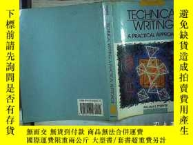 二手書博民逛書店TECHNICAL罕見WRITING A PRACTICAL A
