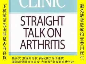 二手書博民逛書店Mayo罕見Clinic Straight Talk on Ar