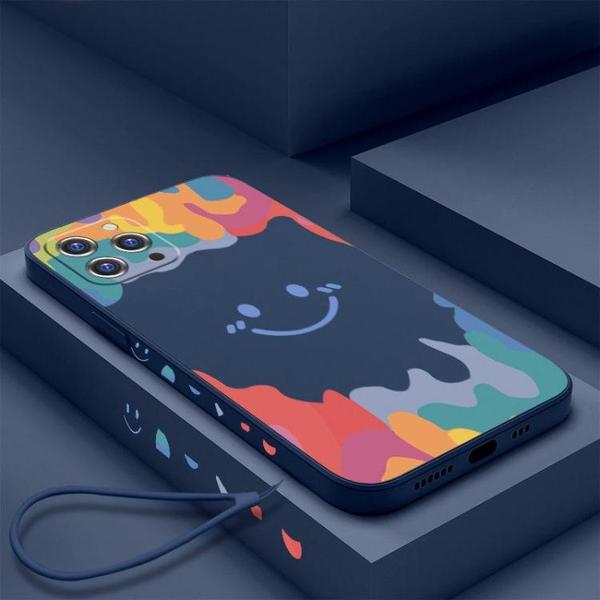 iPhone手機殼 手機殼iPhone13promax液態硅膠11全包X/XR【快速出貨】
