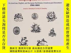二手書博民逛書店Encyclopedia罕見of Marks on Americ