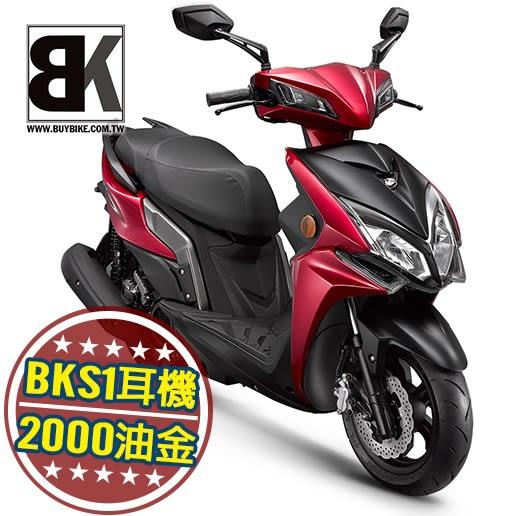 KYMCO雷霆S Racing S125