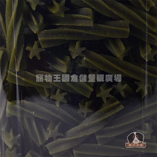 【寵物王國】美國A-star Bones多效螺旋五星棒1900g【超大桶】