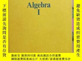二手書博民逛書店Algebra罕見Ⅰ: Basic notions of algebraY384676 Shafarevich