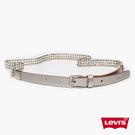 Levis 女款 皮帶 / 水鑽裝飾