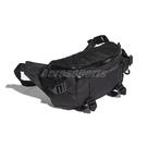 adidas 腰包 Adventure Waist Bag 黑 白 男女款 隨身小包 運動休閒 【ACS】 GD5013