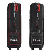polo高爾夫航空包 加厚球包 帶滑輪golf旅行托運包飛機包 igo【PINKQ】