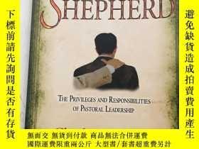 二手書博民逛書店The罕見Minister As Shepherd 書內有劃線Y