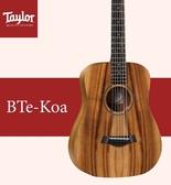 【非凡樂器】Taylor BTe Koa Baby電木吉他 / 旅行吉他 / 贈原廠背帶+超值配件包 / 公司貨保固
