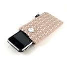 ◆加厚窗簾布◆COSE 手機保護套(吊卡包裝)--編織紋『免運優惠』