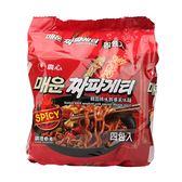 韓國 農心 韓國辣味醡醬風味麵(137g*4)【庫奇小舖】