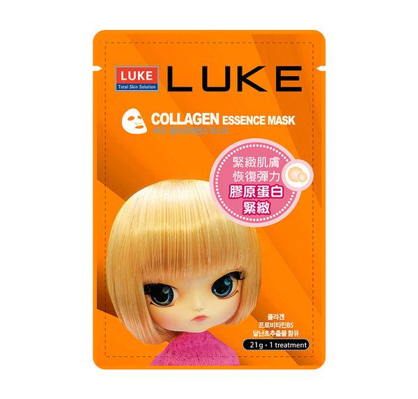 【LUKE】面膜-膠原蛋白緊緻1入【買1送1】【台安藥妝】