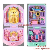 魔法盒寶石盒子夜蘿莉的娃娃屋公主玩具家家酒兒童玩具女孩【齊心88】