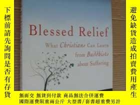 二手書博民逛書店Blessed罕見Relief:what christians