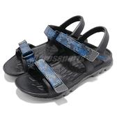 Merrell 涼拖鞋 Hydro Drift 運動鞋 越野 登山 黑 深藍 休閒鞋 涼鞋 拖鞋 童鞋 中童鞋【ACS】 MC56899