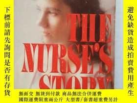 二手書博民逛書店The罕見nurse s story 英文原版口袋書Y10981