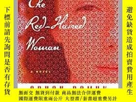 二手書博民逛書店《紅髮女人》The罕見Red-Haired Woman [精裝]