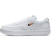 Nike COURT VINTAGE PRM 女鞋 休閒 復古 皮革 白【運動世界】CW1067-100