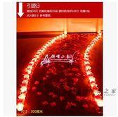 (百貨週年慶)創意浪漫愛心形蠟燭玫瑰套餐成人生日蠟燭燈錶白求婚愛佈置道具XW