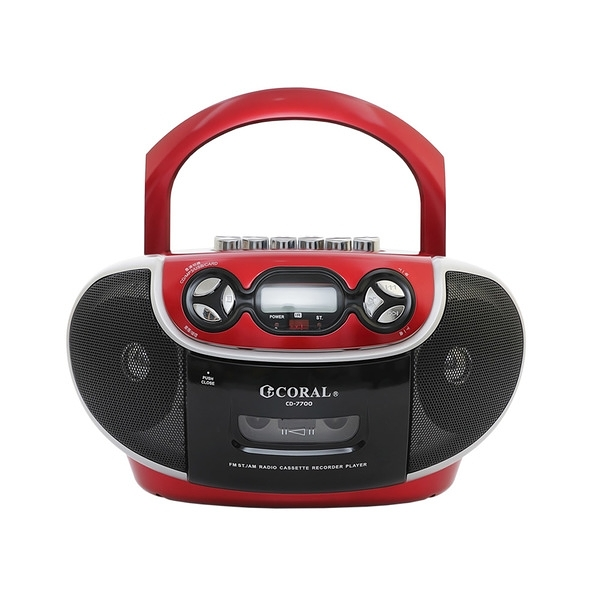 CORAL CD7700 全功能手提音響 [富廉網]
