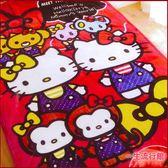 《現貨》Hello Kitty  凱蒂貓 正版 保暖 法蘭絨  毯子 保暖 刷毛毯 披肩毯 冷氣毯 被子 B16771
