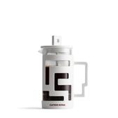 迷宮法壓壺-白色350ml