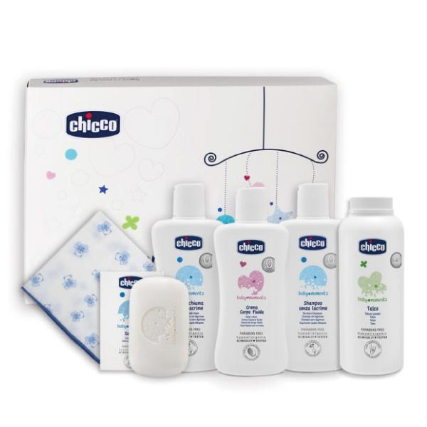 CHICCO 寶貝嬰兒沐浴護膚禮盒