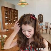 珍珠小清新ins氣質韓國網紅發卡可愛少女發飾劉海夾邊夾抓夾發夾 雙十二全館免運