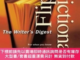 二手書博民逛書店Writer s罕見Digest Flip DictionaryY255174 Barbara Ann Kip