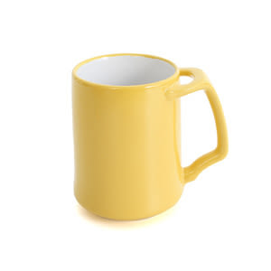 Dansk Kobenstyle 經典把手馬克杯- 黃