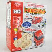 日本零食日清-CiscoTomica汽車餅乾55g【0216零食團購】4901620310042